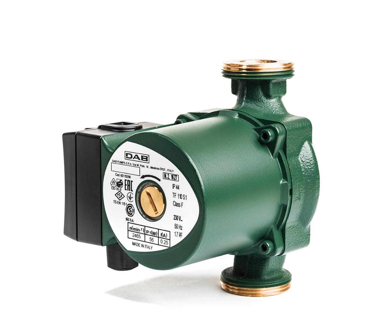 Vs dab pumps for Rame vs cpvc per linee d acqua