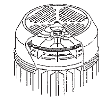 KVE rotation of the motor
