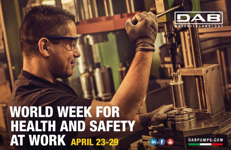 DAB SAFETY WEEK