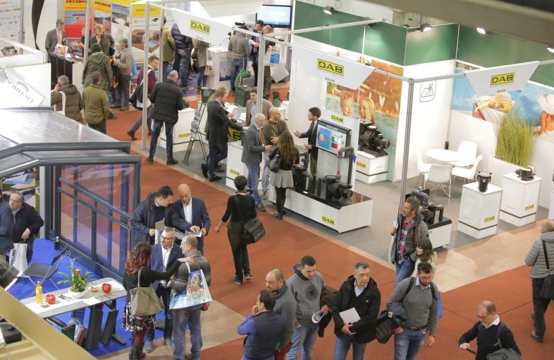 DAB espone a Forum Piscine 2019