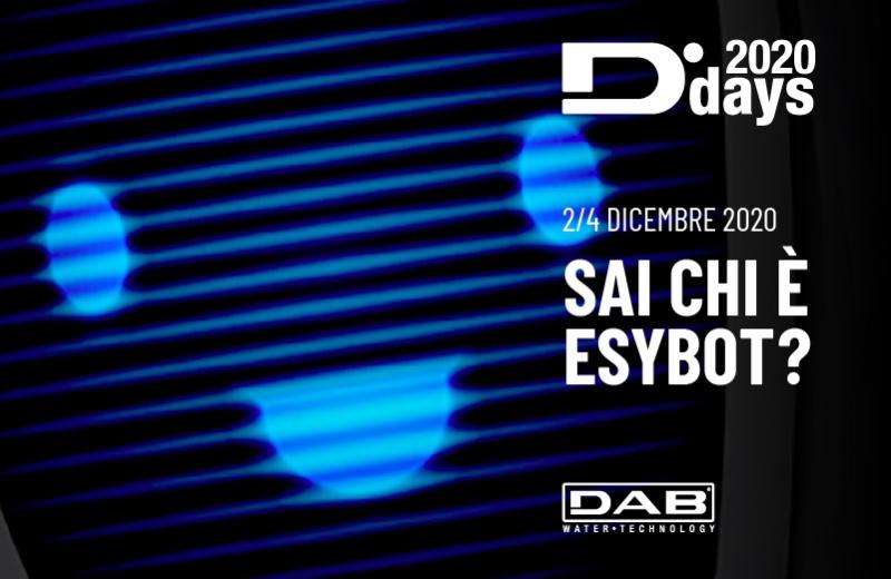 Manca solo un  giorno ai Ddays 2020, il primo evento digitale DAB pensato per i professionisti del settore in programma dal 2 al 4 dicembre.