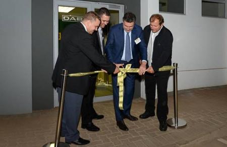 Dab pumps South Africa apre le porte al pubblico della nuova sede