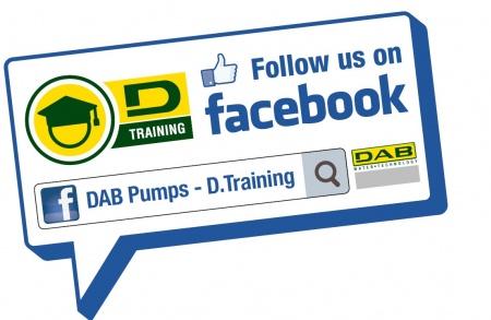 D.Training è su facebook!