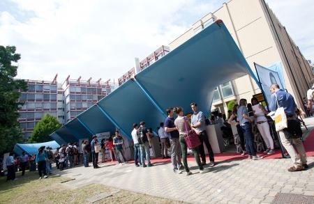 """Dab at """"Università Aperta Ingegneria"""" - University of Padua"""