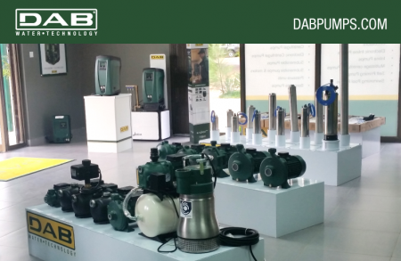 A new DAB showroom opened in Zambia