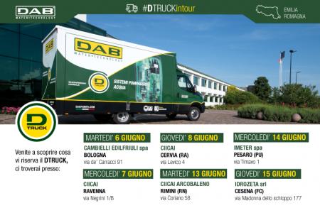 D.Truck tour continues!