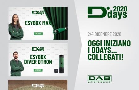 Ddays 2020 cominciano oggi, iscriviti!