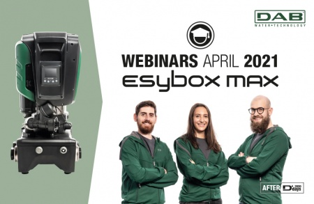 WEBINARS DAB APRIL 2021 - Esybox Max