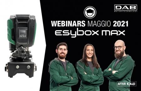 Webinars Maggio 2021 – Esybox Max