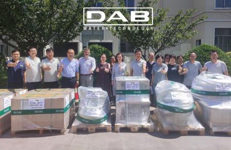 DAB China solidarietà